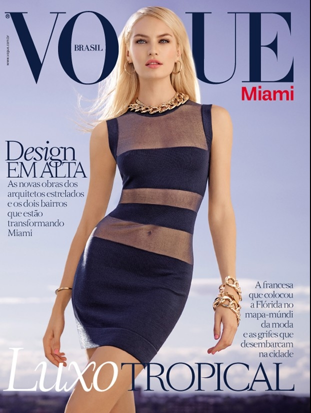 Candice Swanepoel Gets Ready For Miami Swim! | Fashion Roundup