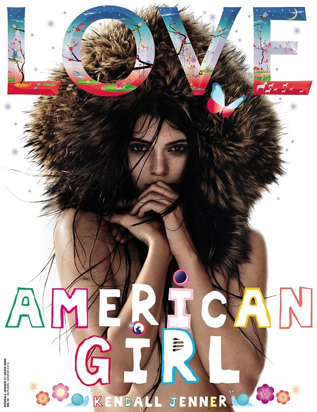 Kendall Jenner's Topless LOVE Cover; PLUS Pirelli Calendar First Look   Fashion Roundup