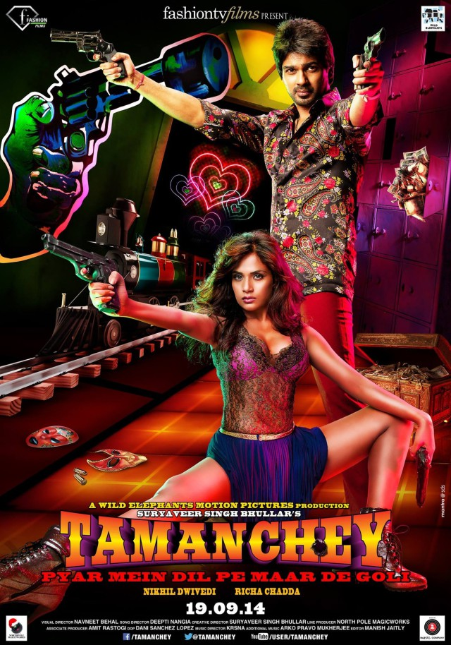 FashionTV Films & Wild Elephant Motion Pictures Launch 'Tamanchey'