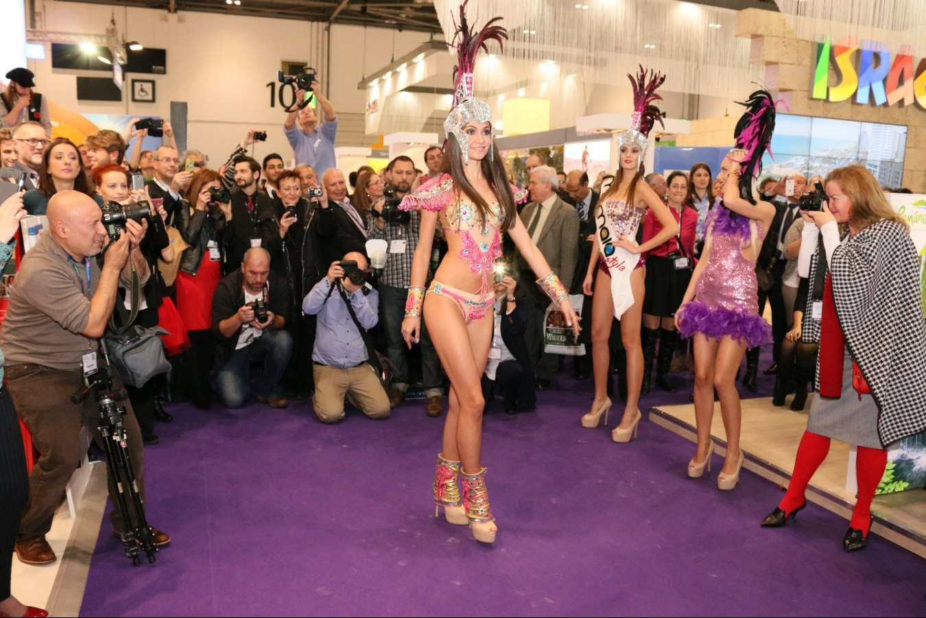 Mamaia Resort delivered the most spectacular performance at WTM Festivals