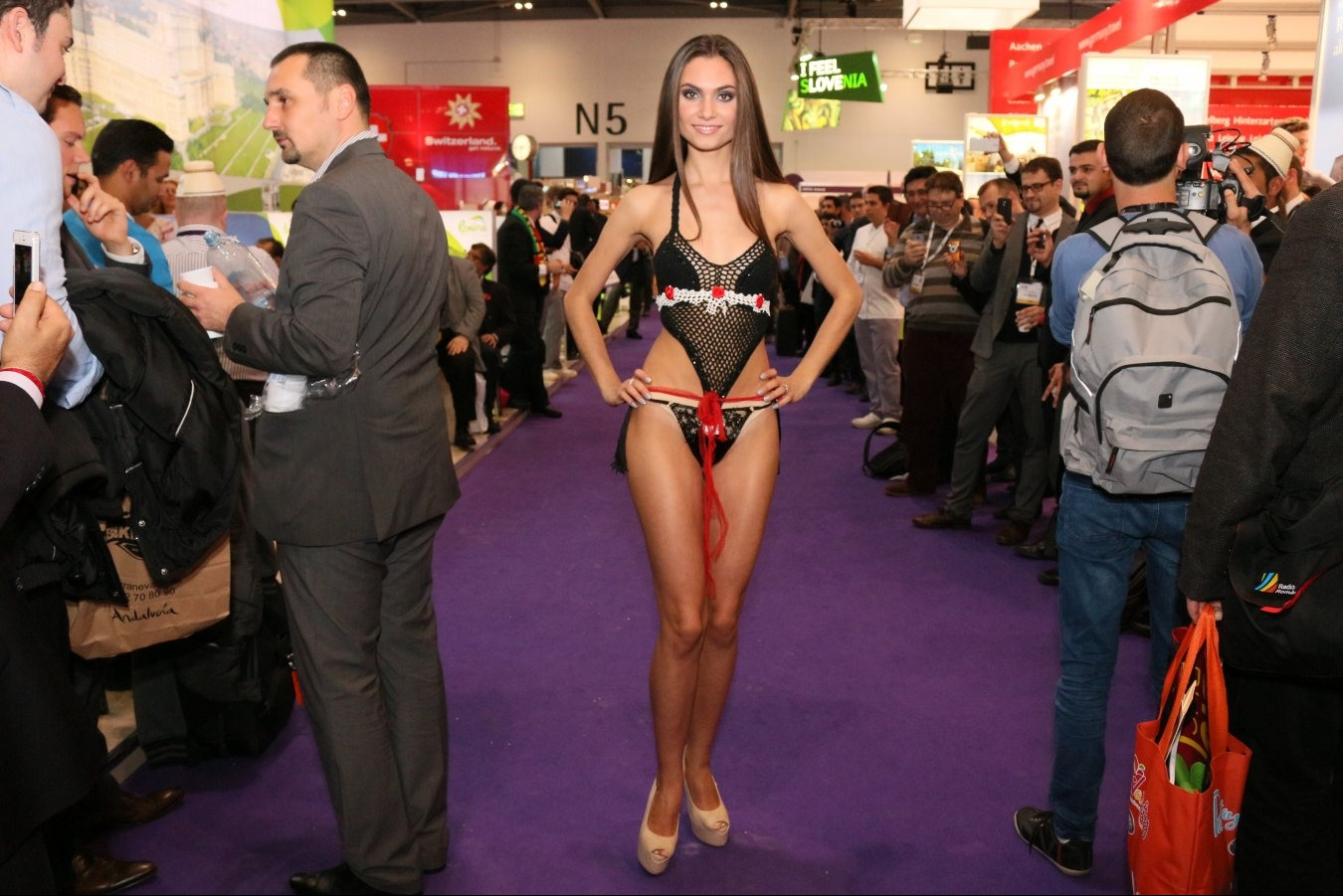"""""""Record participation at the London fair, as far as Romania was concerned"""", said Mirela Matichescu, vicepresident of ANT"""