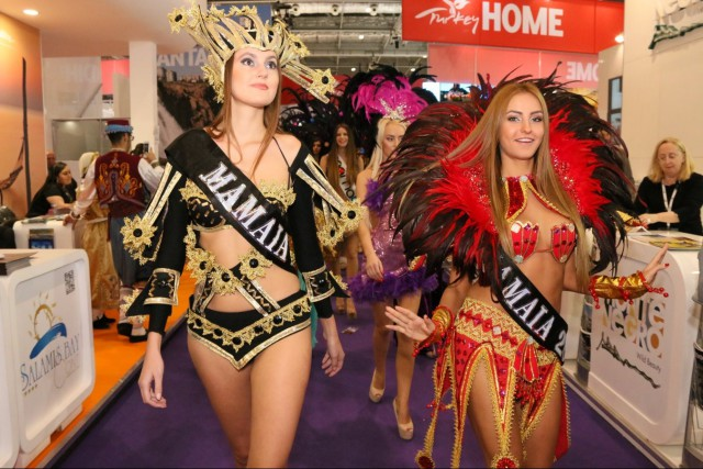 Mamaia Resort's participation at WTM London comes to a close in full swing