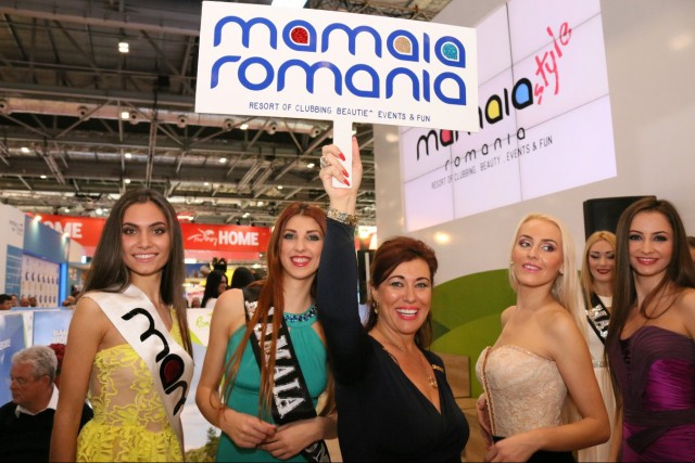 World premiere for Romania: Mamaia Resort offered an original show at the WTM Festivals 2014