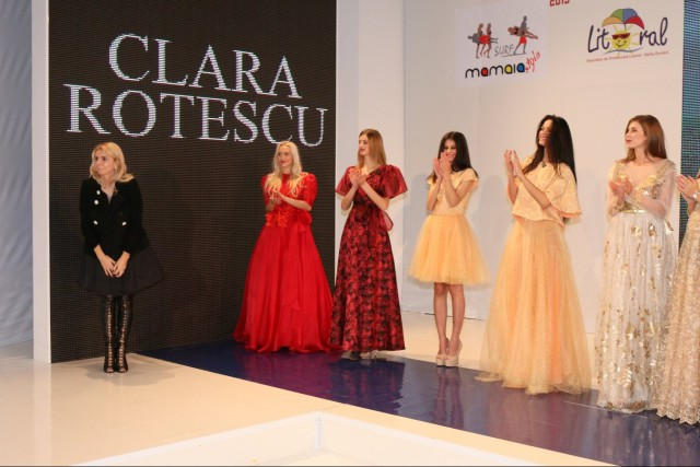 Mamaia brings the fashion to the Romanian Tourism Fair, the autumn edition