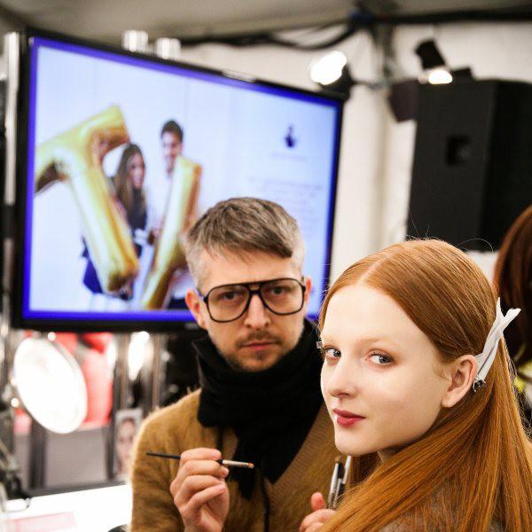 Hair & Makeup at Tommy Hilfiger Fall/Winter 2015-16
