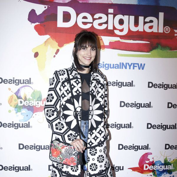 Celebrity Appearances Desigual Fall-Winter 2015-16