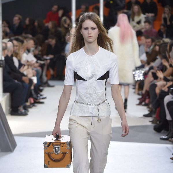 Louis Vuitton Fall/Winter 2015