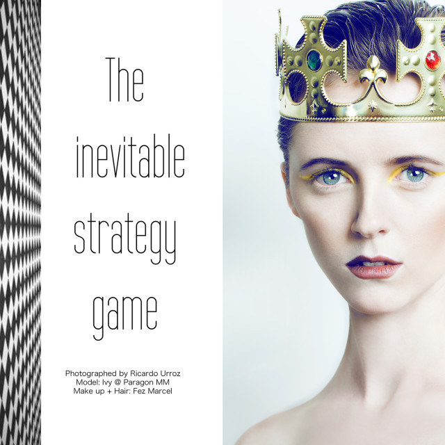 The Inevitable Strategy Game By Ricardo Urroz