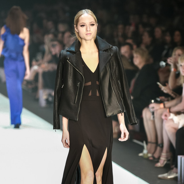 Presented by InStyle Supported by Schwarzkopf at Priceline Pharmacy Fashion Label: Arthur Galan Hmua: Rimmel London and Schwarzkopf Shoes: Nine West