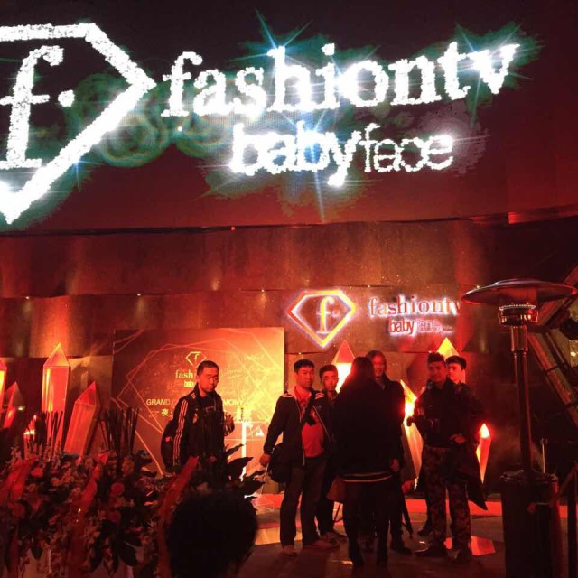 FashionTV - Babyface Club Grand Opening in Shanghai!