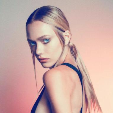 Ksenia Islamova photo shoot by Fred Love