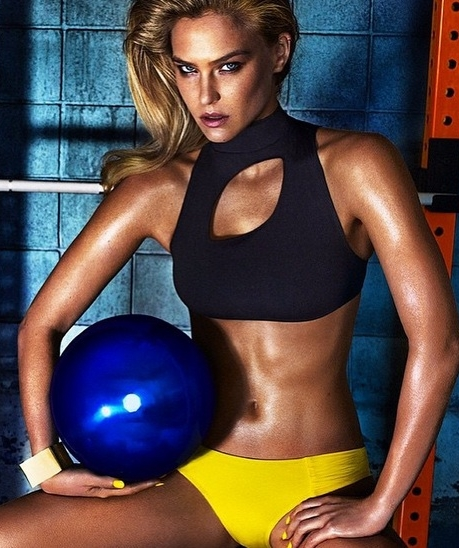 Bar Refaeli's Extreme Sexy Gym Makeover | Midnight Hot