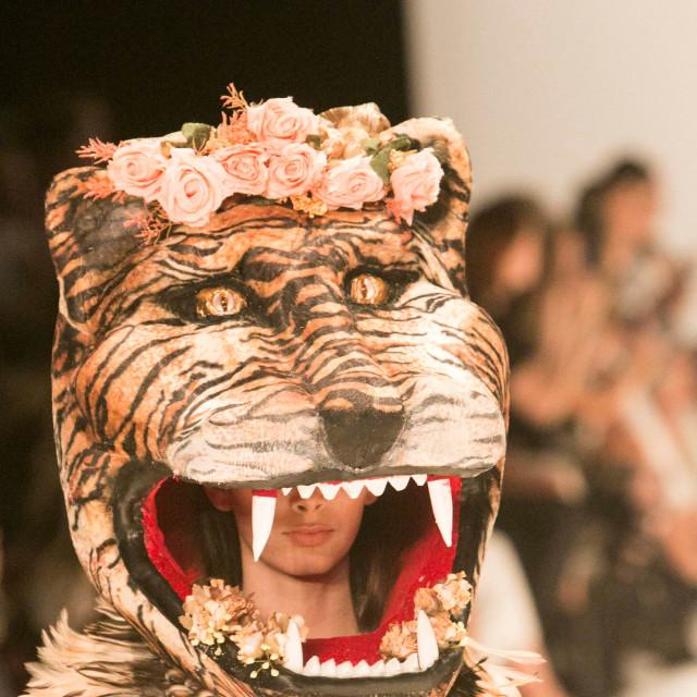 Blue Glue - Mercedes Benz Fashion Week AUSTRALIA 2015