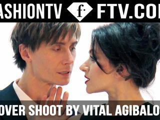 Thumbnail for Hensel Cover Shoot By Vital Agibalow ft. Irina Dvorovenko | FashionTV