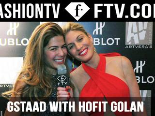 Thumbnail for Artvera's Gallery presents Hijack & Mr Brainwash at Gstaad Palace with Hofit Golan | FashionTV