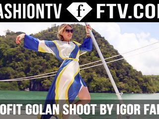 Thumbnail for Freedom Photoshoot by Igor Fain with model Hofit Golan | FashionTV