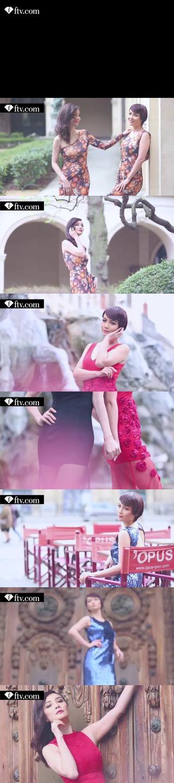 Thumbnail for IZAR by Jonas B. with models Mai Thu Trang & Mai Thu Huyen | FashionTV