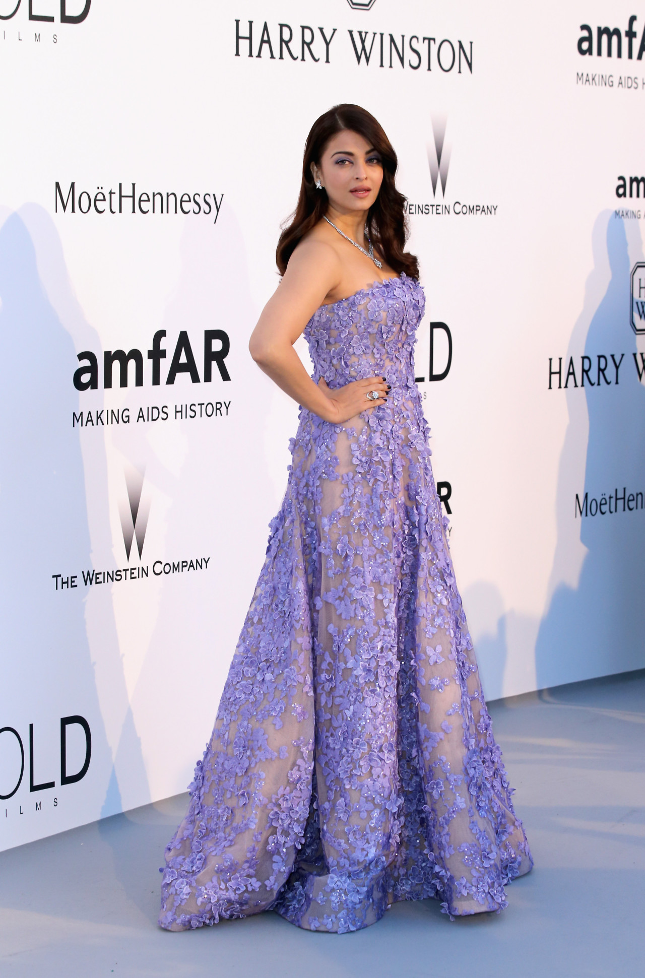 Celebrity Jewels at amfAR 22nd Cinema Against AIDS