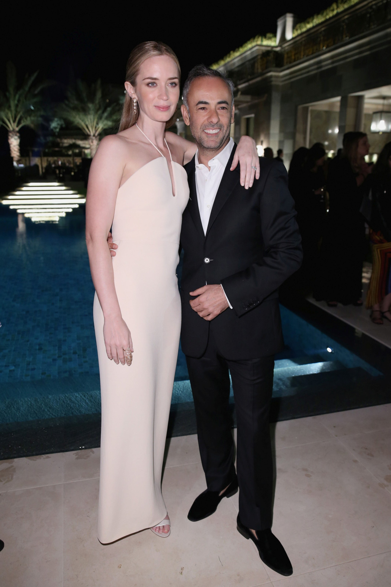 Calvin Klein Collection & euphoria Calvin Klein Celebrated Women in Film at the 68th Cannes Film Festival. The party honoured Rachel Weisz, Emily Blunt, Isabelle Huppert, Mélanie Laurent and Sienna Miller. Check out all the red carpet arrivals and sneak peek inside the exclusive party. Photo Credit: 2015 Getty Images Entertainment - 2015