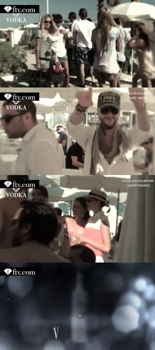 Thumbnail for Vodka Promo Club Les Palmiers St. Tropez