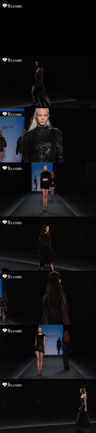 Thumbnail for August Getty Fall/Winter 2015 Show | New York Fashion Week NYFW | FashionTV