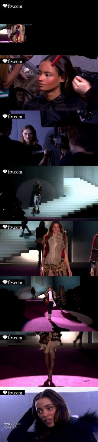 Thumbnail for DSQUARED2 Fall/Winter 2015-16 FIRST LOOK | Milan Fashion Week | FashionTV