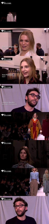 Thumbnail for Philosophy di Lorenzo Serafini Fall/Winter 2015 First Look | Milan Fashion Week MFW | FashionTV