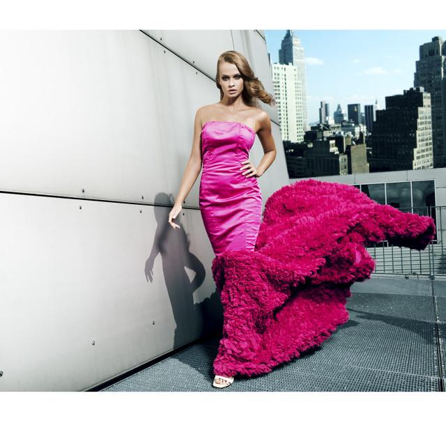 Dress -> Irene Luft Vintage ; Shoes -> Cloe