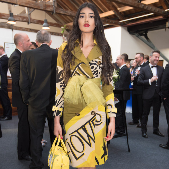 VIPs Celebrate UK Fashion & Textile Awards