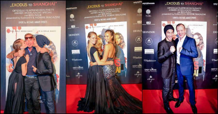 At Berlinale and EFM Exodus to Shanghai receives positive reviews