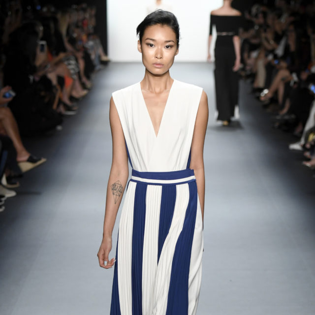 Taoray Wang - Runway - September 2016 - New York Fashion Week: The Shows