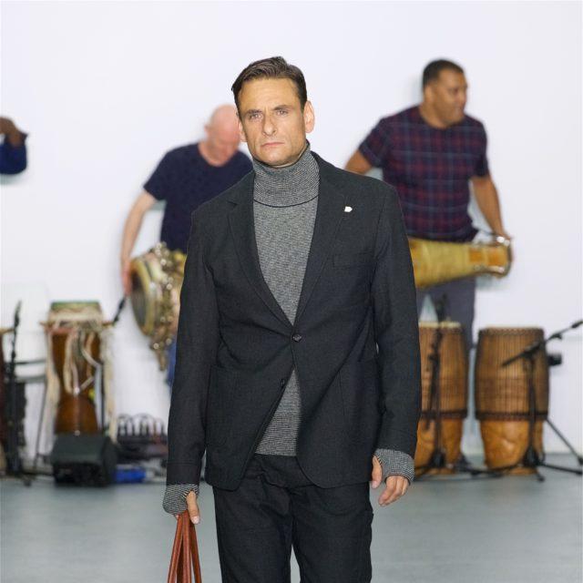Oliver Spencer SS17 Catwalk Show