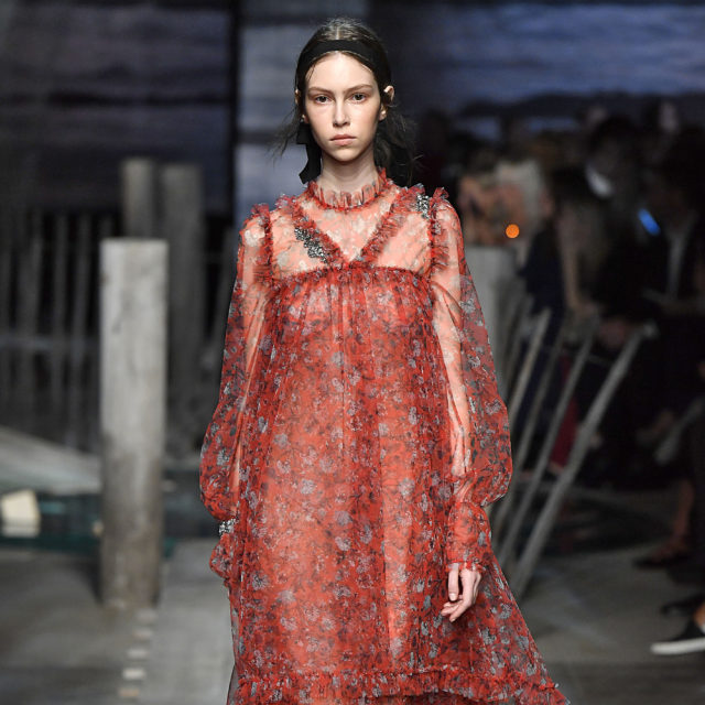Erdem London London RTW  Spring Summer 2017 September 2016