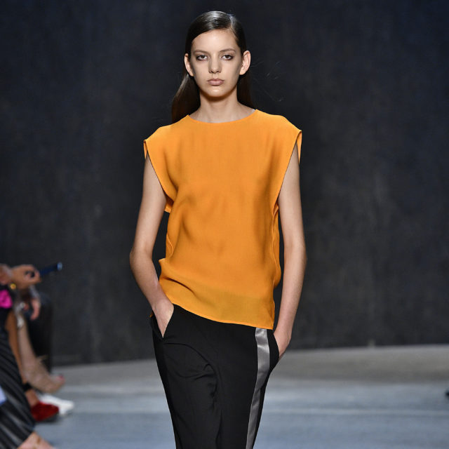 Narciso Rodriguez New York RTW Spring Summer 2017 September 2016
