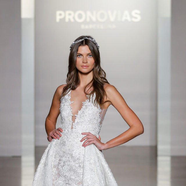 PRONOVIAS NY FASHION SHOW_Nilay