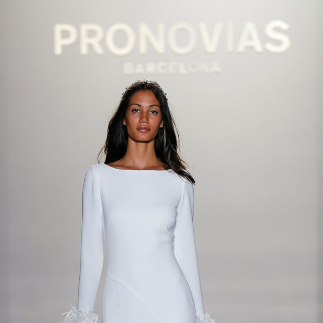 PRONOVIAS NY FASHION SHOW_Nuria
