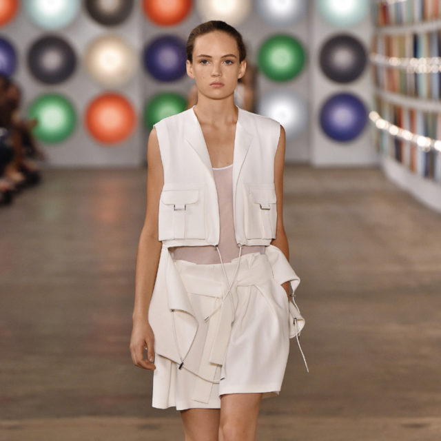BOSS Womenswear Spring Summer 20177