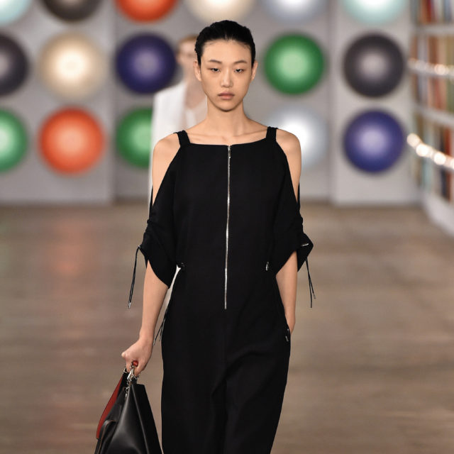 BOSS Womenswear Spring Summer 20179