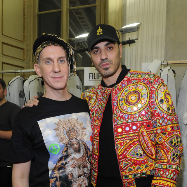 Jeremy Scott, Marracash