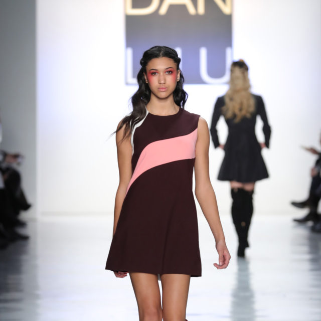 Dan Liu - Runway - February 2017 - New York Fashion Week: The Shows