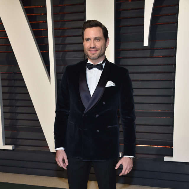 Edgar Ramirez in Hugo Boss at the 2017 Vanity Fair Oscar Party