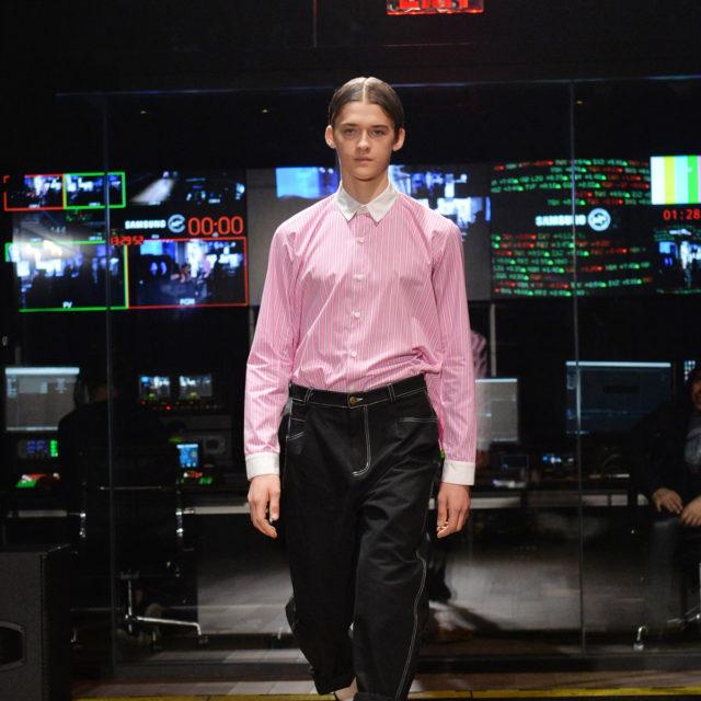 Kenneth Ning FW 2017 Menswear
