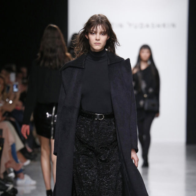 FW17 VALENTIN YUDASHKIN PARIS FASHION WEEK
