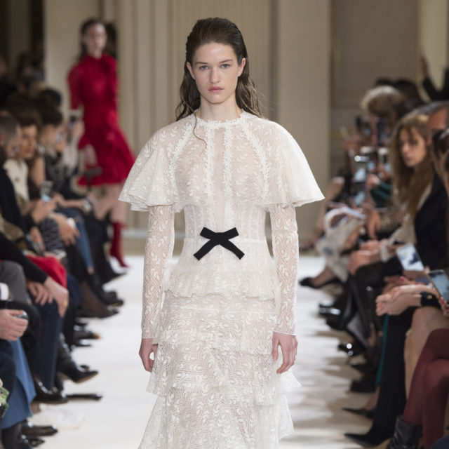 GIAMBATTISTA VALLI AW1718  - Look08