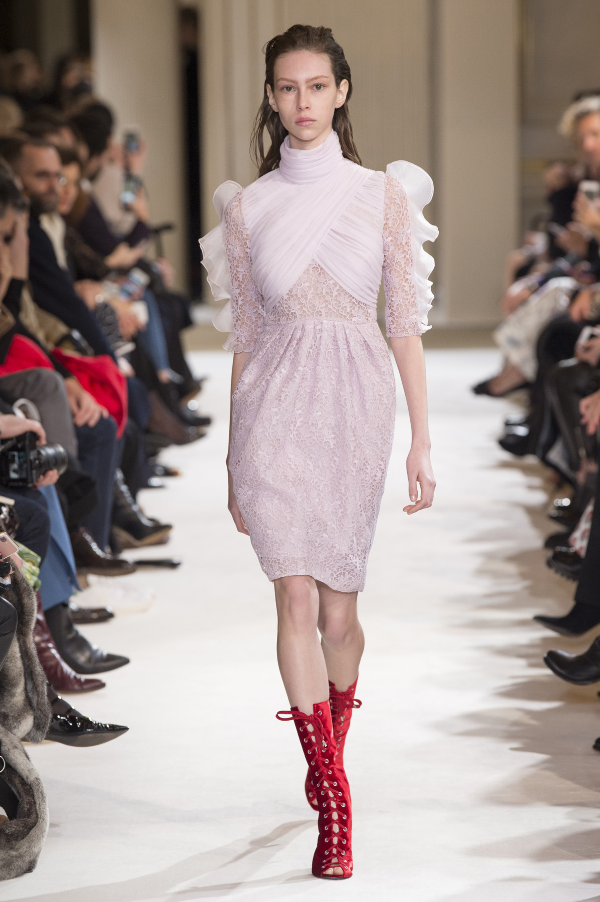 GIAMBATTISTA VALLI AW1718  - Look35