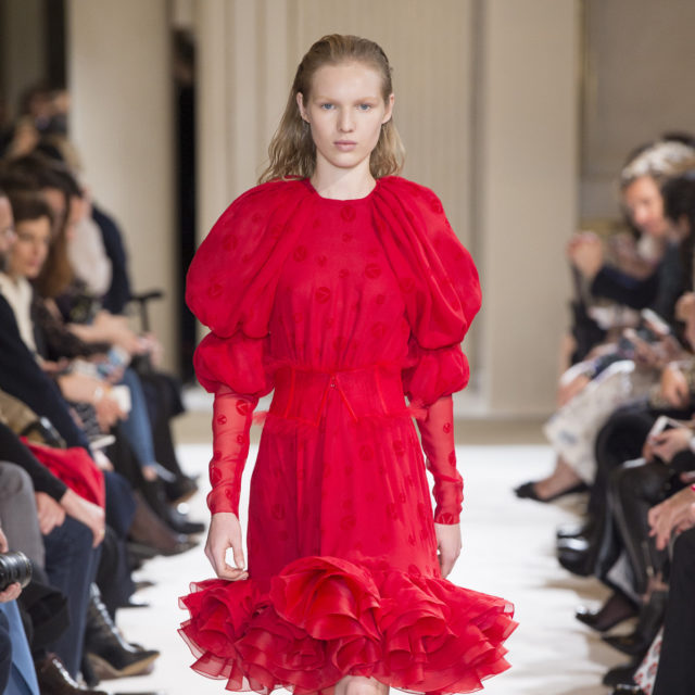 GIAMBATTISTA VALLI AW1718  - Look36