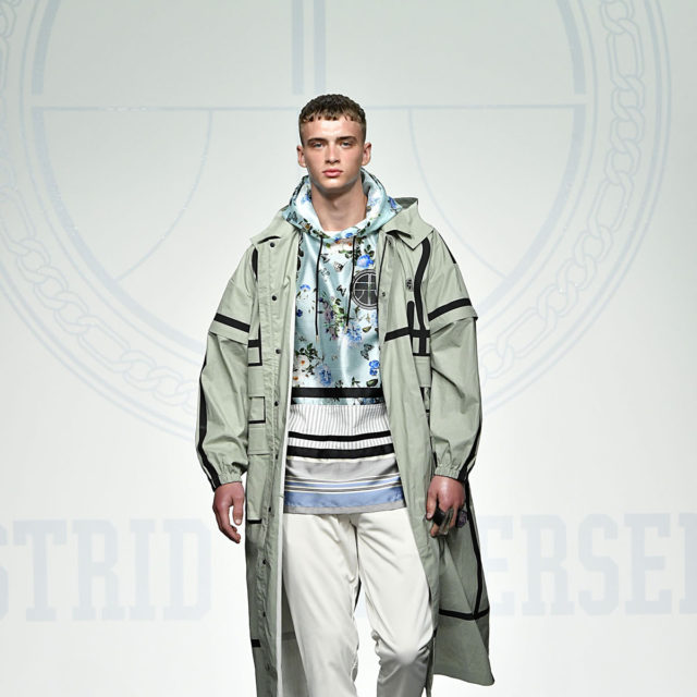 Astrid Andersen London Menswear Spring Summer 2018 London June 2017
