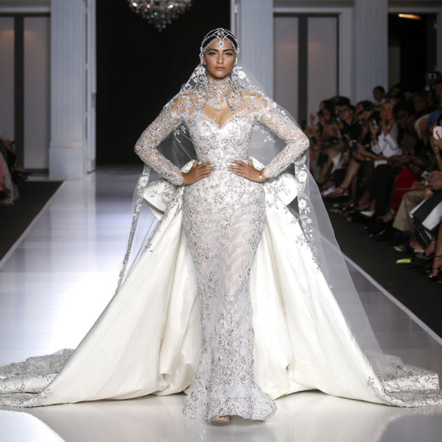 Ralph & Russo : Runway - Paris Fashion Week - Haute Couture Fall/Winter 2017-2018