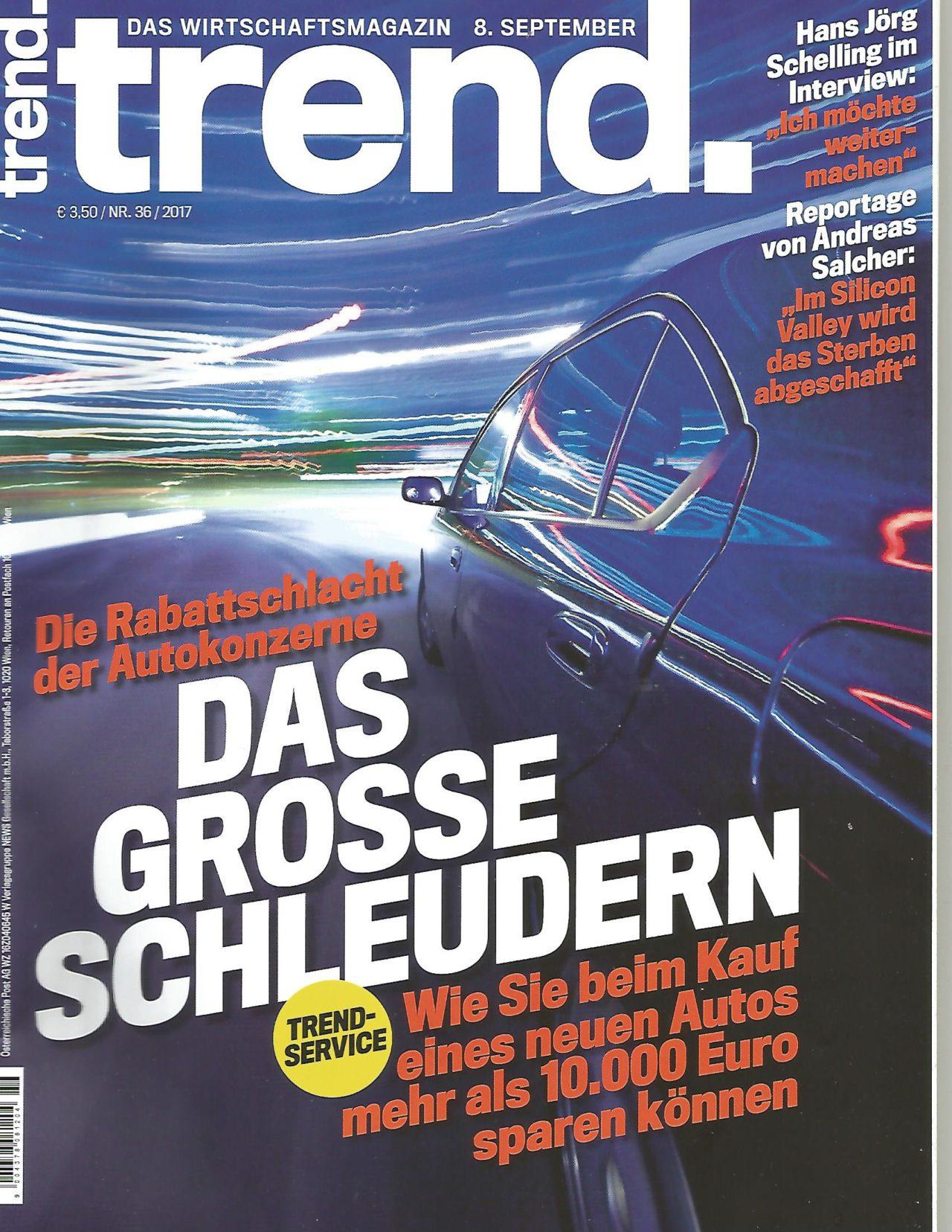 Trend Cover September 2017