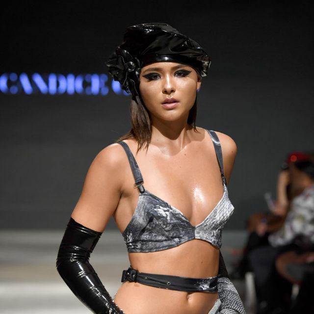 Candice Cuoco At Miami Swim Week Powered By Art Hearts Fashion Swim/Resort 2018/19